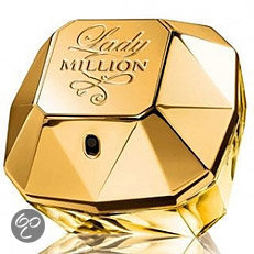 paco rabanne lady 1 million